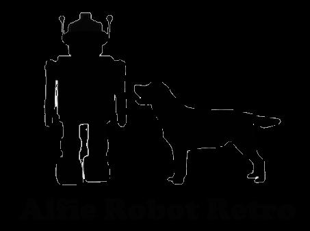 Alfie Robot Retro